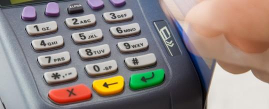 Credit Card Machine Rolls